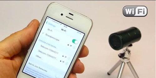 Gadgets insolites et équipement d'espionnage